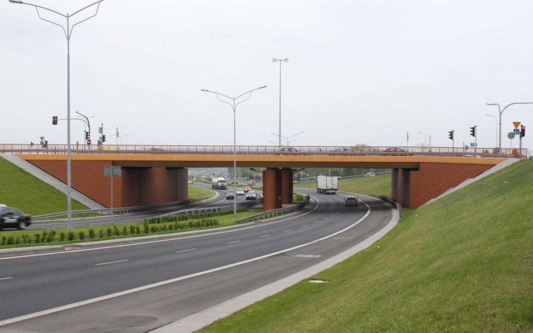 Infrastruktura dróg i autostrad